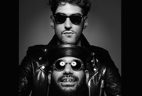 Kimmel Chromeo Outdoor Mini-Concert