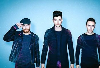 Kimmel The Script Outdoor Mini-Concert