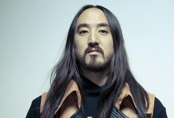 Kimmel Steve Aoki Outdoor Mini-Concert
