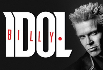 Kimmel Billy Idol Outdoor Mini-Concert