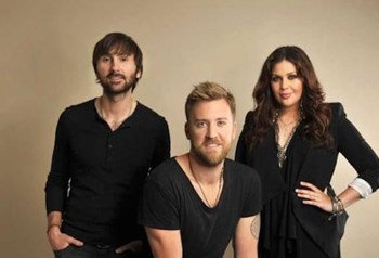 Kimmel Lady Antebellum Outdoor Mini-Concert