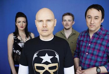 Kimmel The Smashing Pumpkins Outdoor Mini-Concert