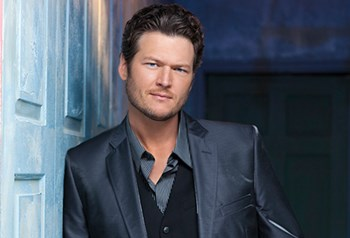 Kimmel Blake Shelton Outdoor Mini-Concert