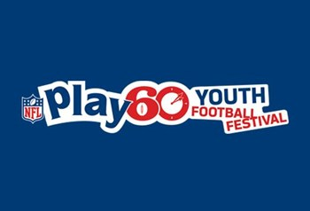 2014 NFL PLAY 60 Draft Youth Football Festival