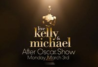 LIVE with Kelly and Michael - After Oscar Show