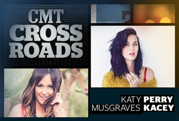 CMT Crossroads- Katy Perry and Kacey Musgraves