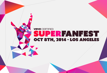 Vevo CERTIFIED SuperFanFest