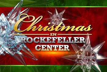 NBC- Christmas in Rockefeller Center 2014