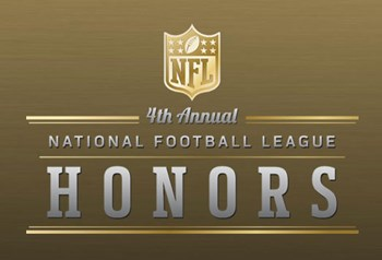 4th Annual NFL Honors Award Show