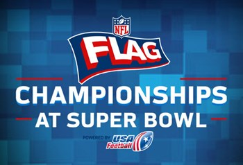 NFL FLAG Championships at Super Bowl