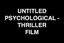 Movie Screening - Untitled Psychological - Thriller