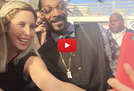 FOLLOW ME: Charity Vance at the Justin Bieber Roast
