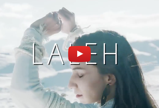 Fan Chat: 120 Seconds with Laleh