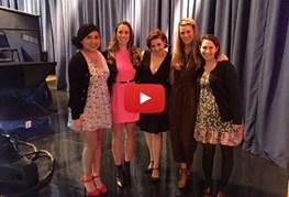 FOLLOW ME: Lena Dunham from GIRLS