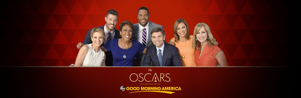 Good Morning America Los Angeles : Free tickets to good morning america s oscars events in