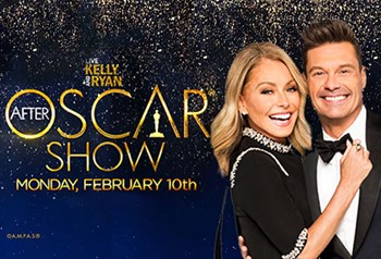 FREE TV Audience Tickets - Live with Kelly and Ryan - After Oscar Show 2020