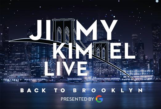 Kimmel in Brooklyn