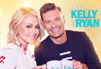 Image result for live with kelly and ryan