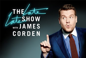 FREE TV Audience Tickets - The Late Late Show with James Corden