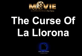 Movie Screening - The Curse Of La Llorona