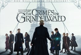 Movie Screening - Fantastic Beasts The Crimes of Grindelwald