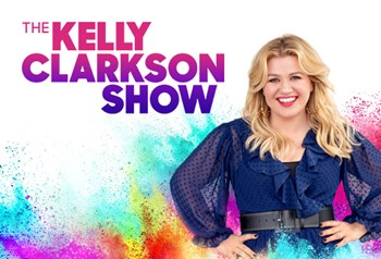FREE TV Audience Tickets - The Kelly Clarkson Show